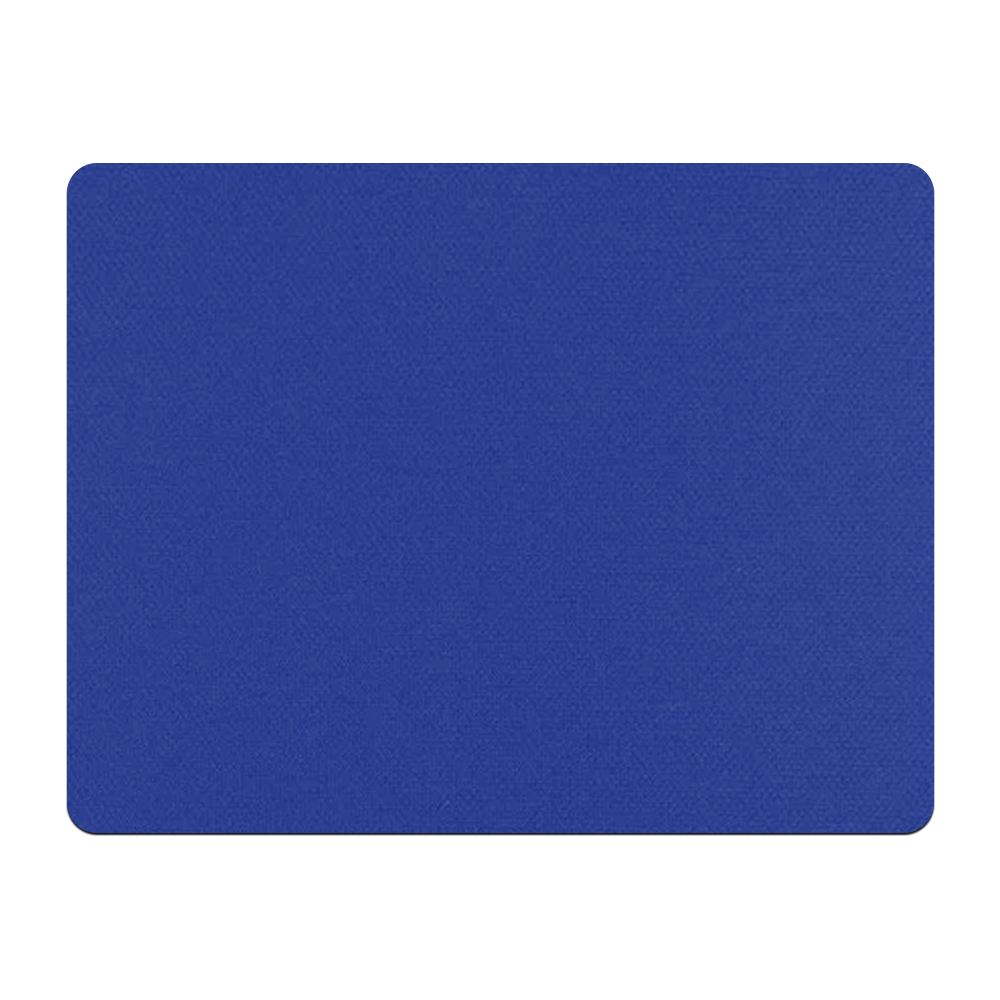 Mouse Pad Azul Retangular - 21x15cm