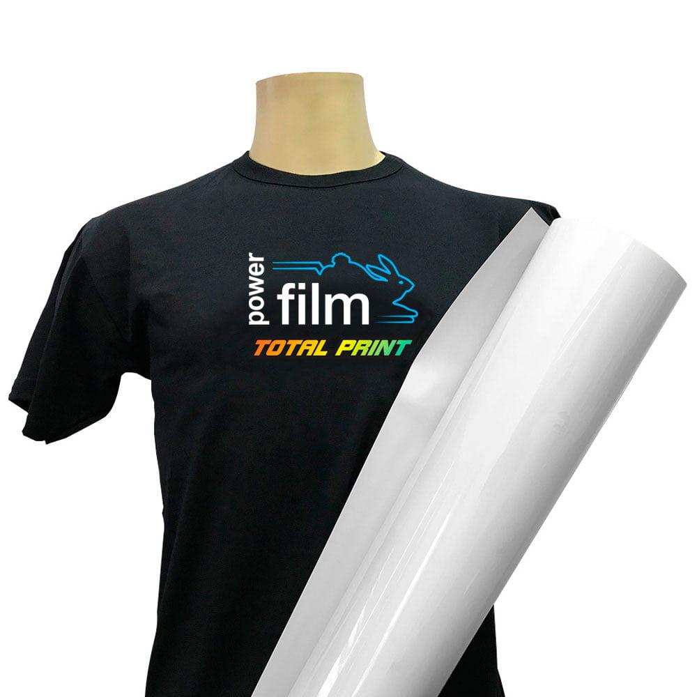 Power Film - Total Print - Bobina 0,5x5m