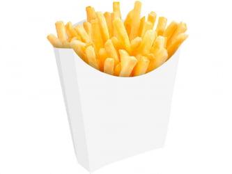 Caixa para Batata Frita Ref11