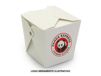 Caixa Para Comida Chinesa Ref05